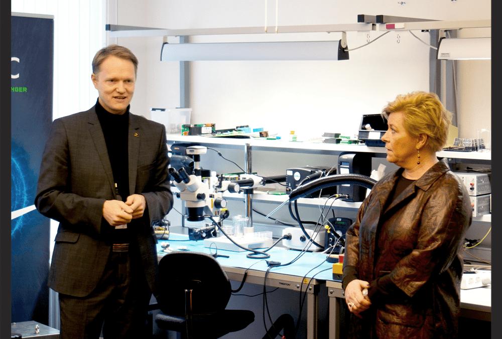 ZAPTEC, innovasjon, Norge