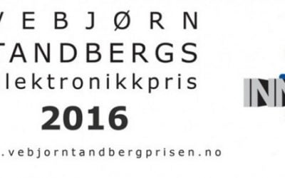 Vebjørn tandberg award