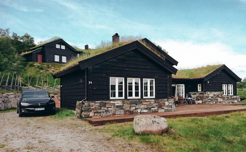 elbillading på hytten, EV Charging on your cabin