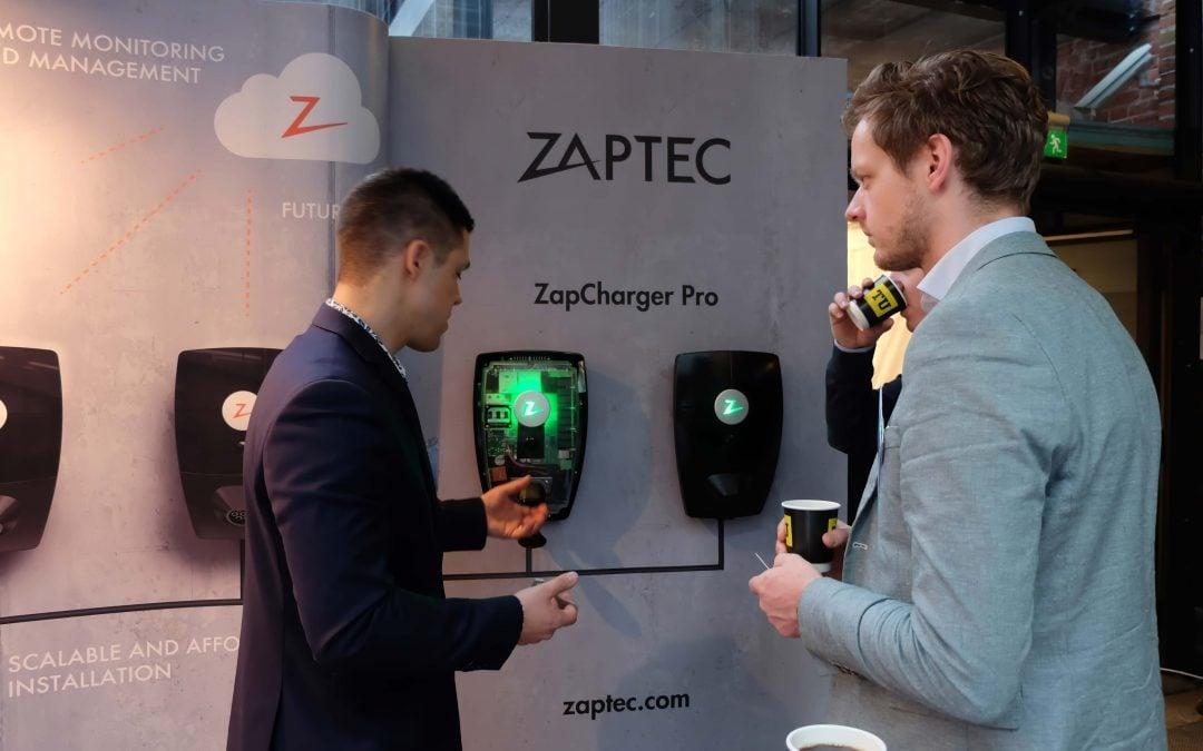 ZAPTEC attending Nordic EV Summit 2017