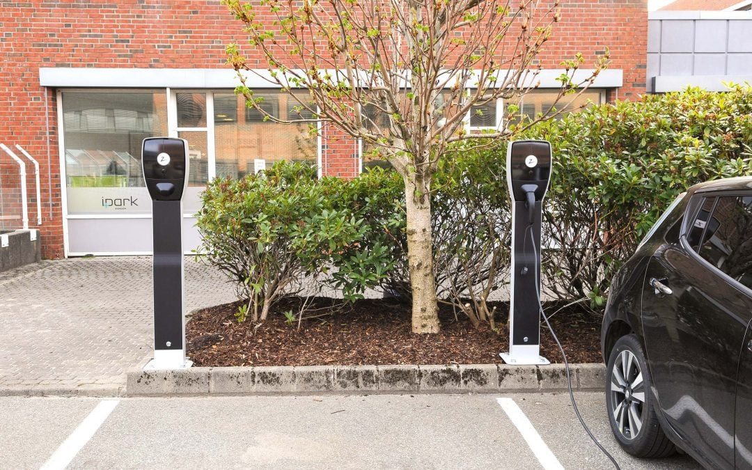 Ipark first to install ZapCharger Pro solution