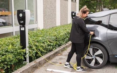 Electric Vehicle charging for students and employees with the University of Stavanger