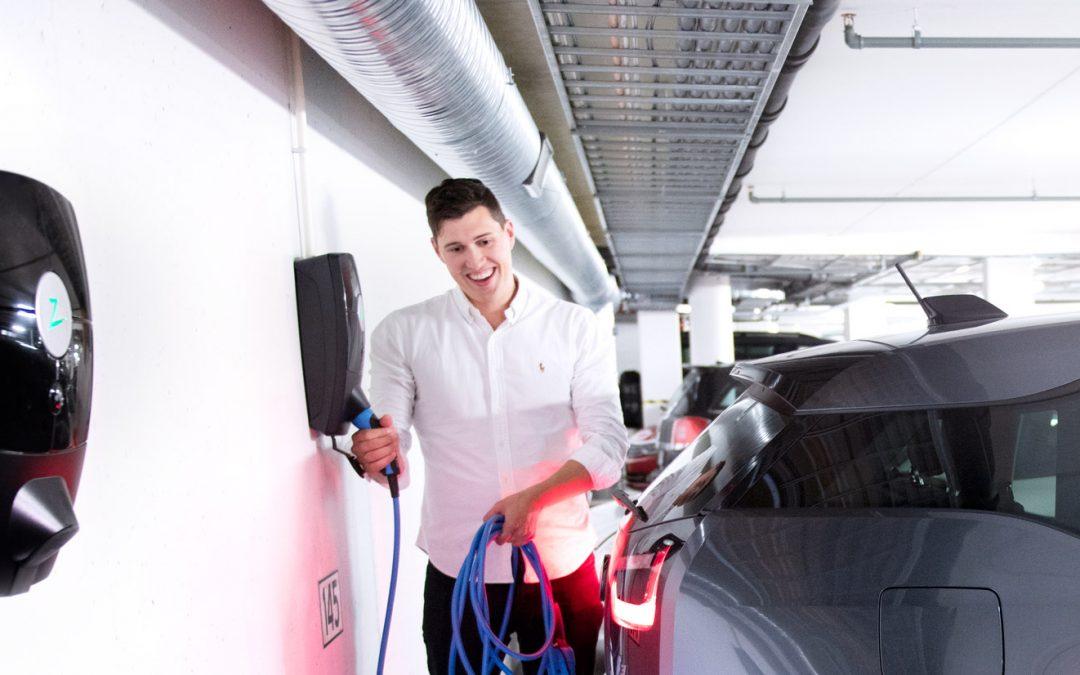 Hur lång tid tar det att ladda en elbil?