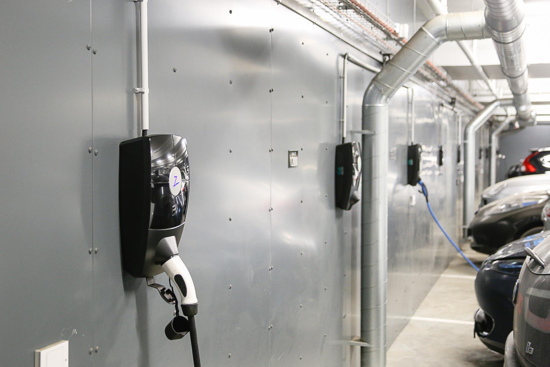 elbillading på Island, EV charging Iceland, ZAPTEC