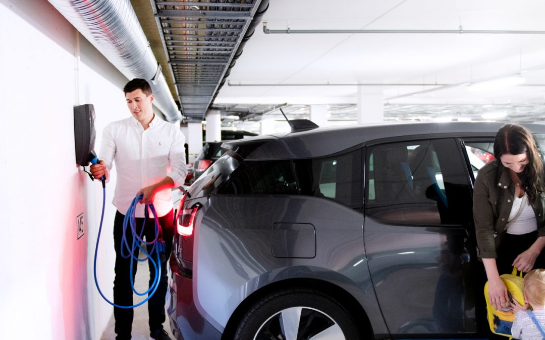 Everything you need to know about electric car charging
