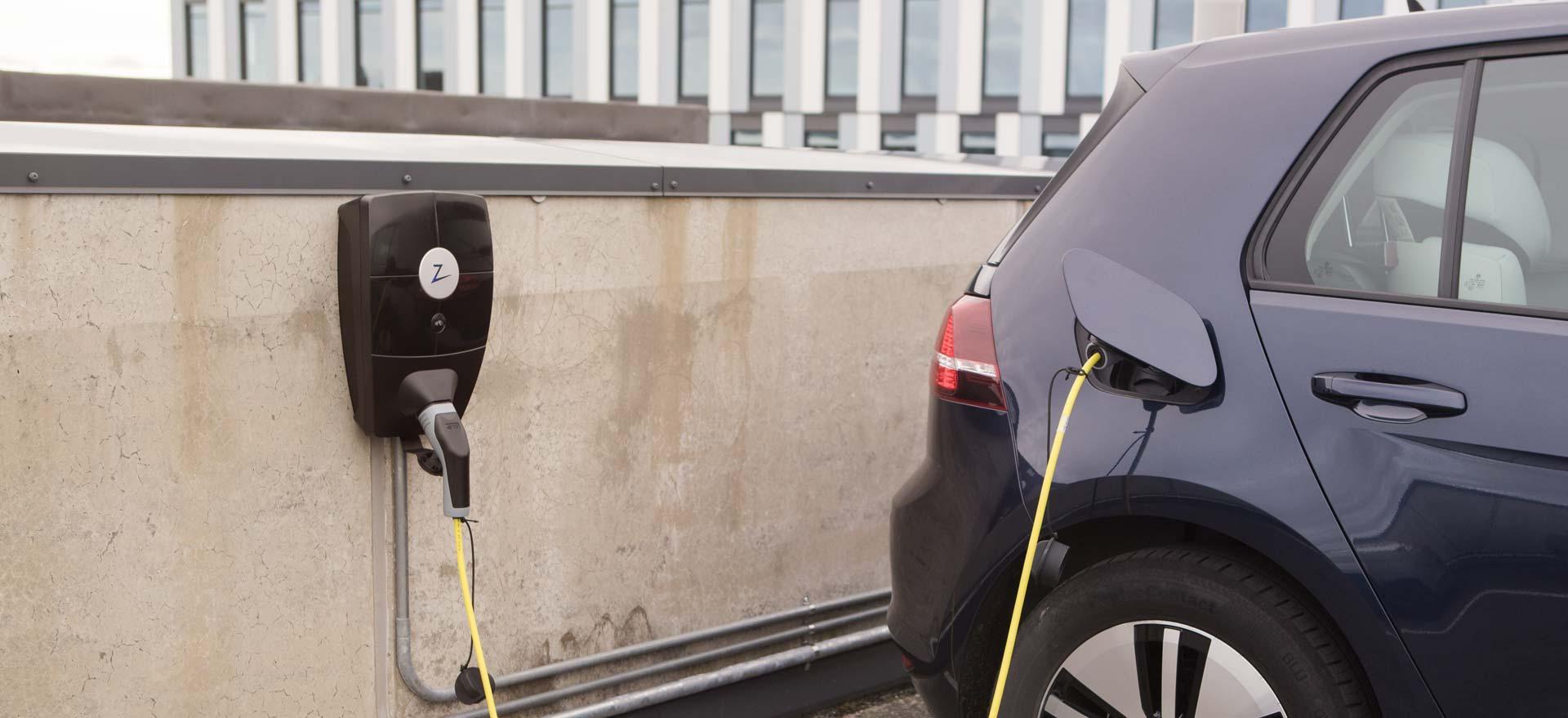 ladestasjon ZAPTEC, elbillading, borettslag, EV charging, Ev charging station