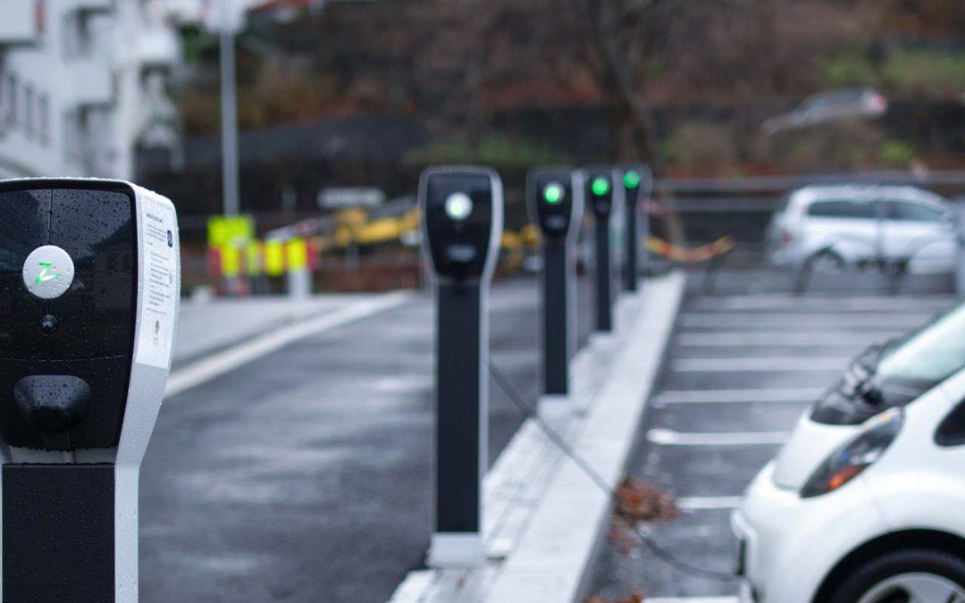 Bergen Kommune legger til rette for elbillading