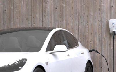 Installasjon av Zaptec Home elbil lader samt nytt