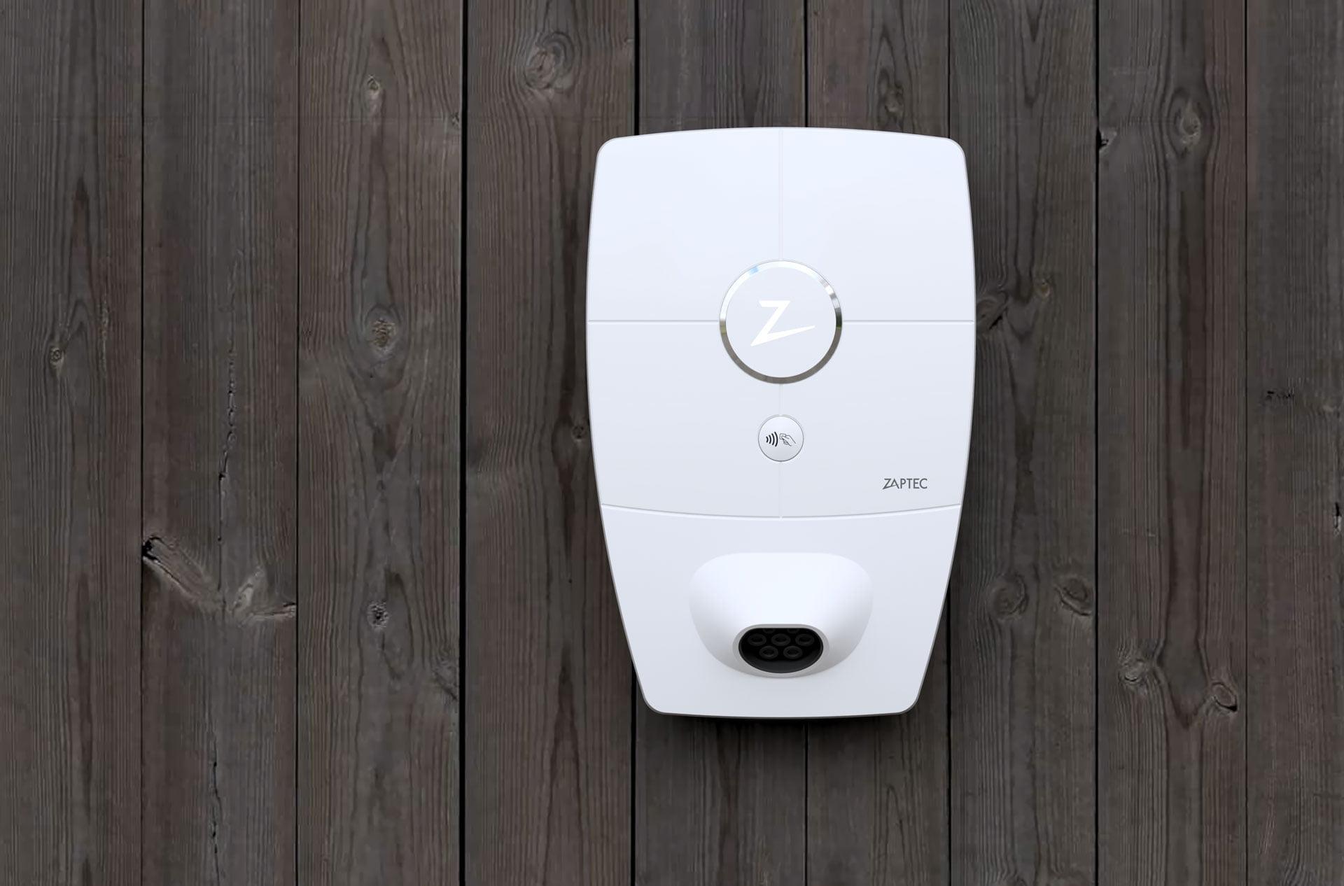 NYHET! ZAPTEC HOME Smart hjemmelading av elbil Zaptec AS