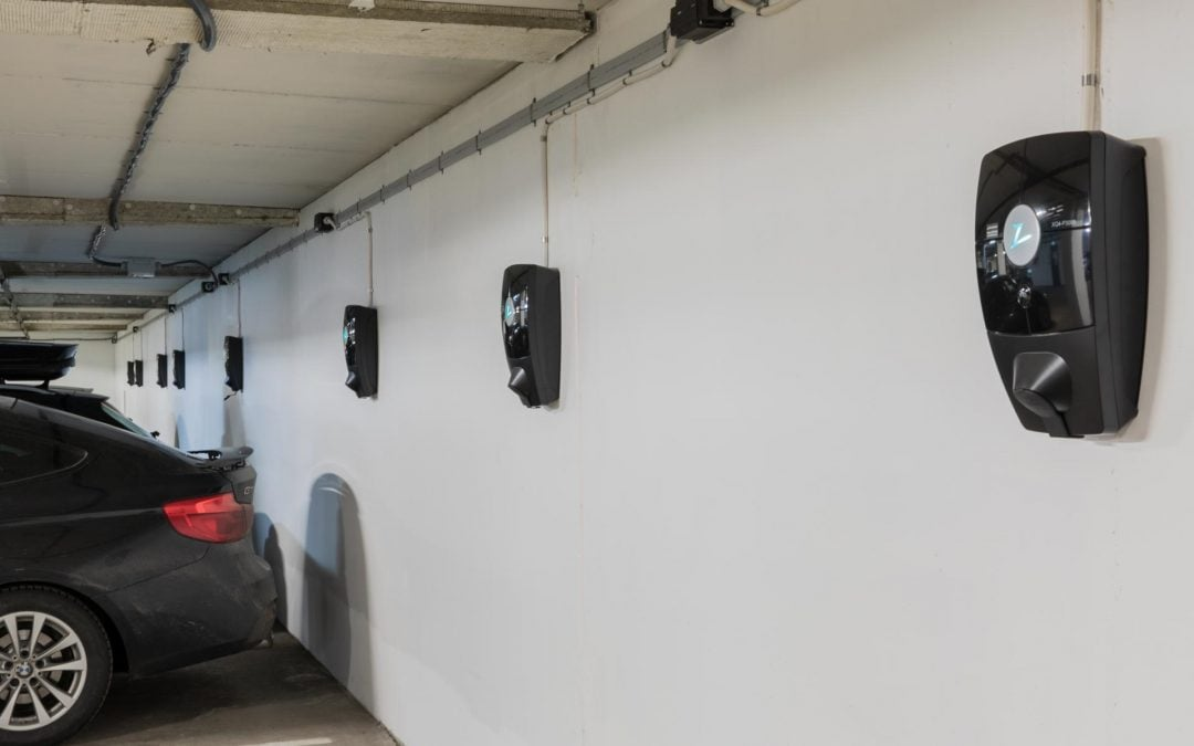 Purchase of electric car charging stations for residential units: Be well prepared and seek help