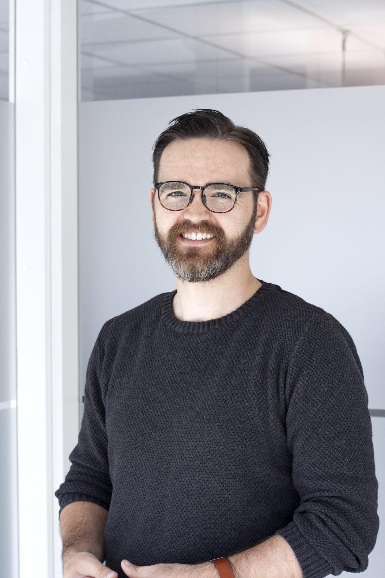 Lasse - ny CMO i ZAPTEC