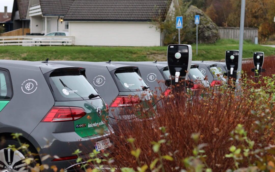 Framtidens bildeling ved Innovasjonspark Stavanger