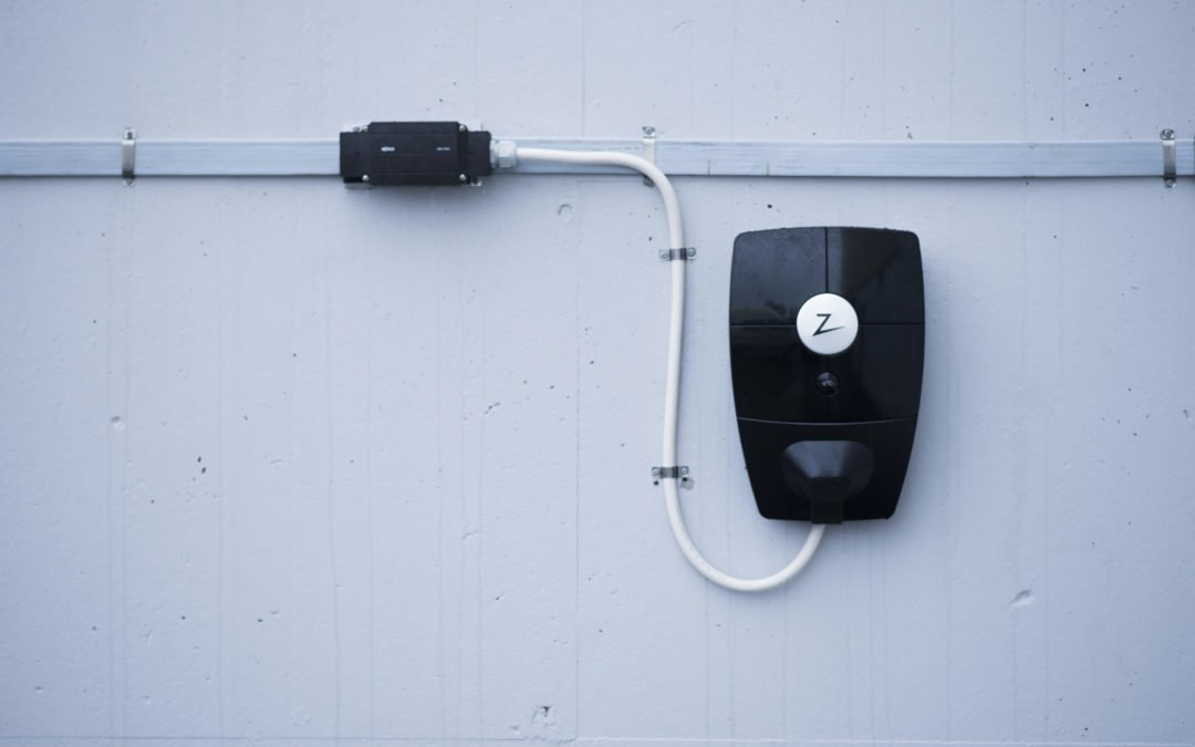 Smart elbillading i Norges største borettslag