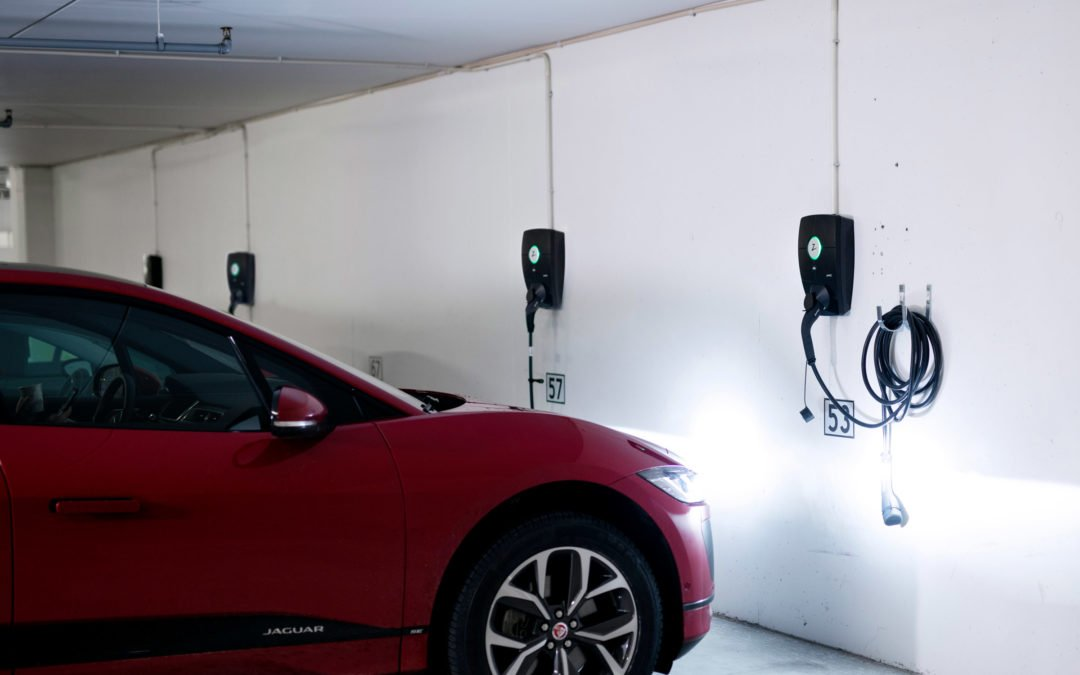 Lervig Brygge Pluss co-ownership: From daft to smart electric car charging with ZAPTEC