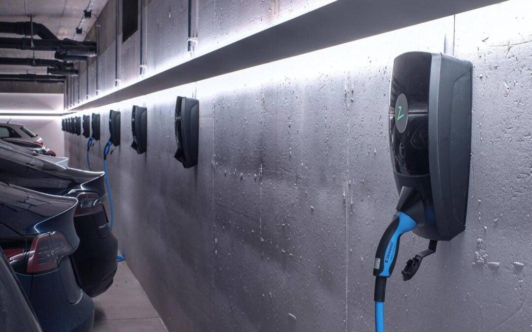 Zaptec ger trygg och smart elbilsladdning
